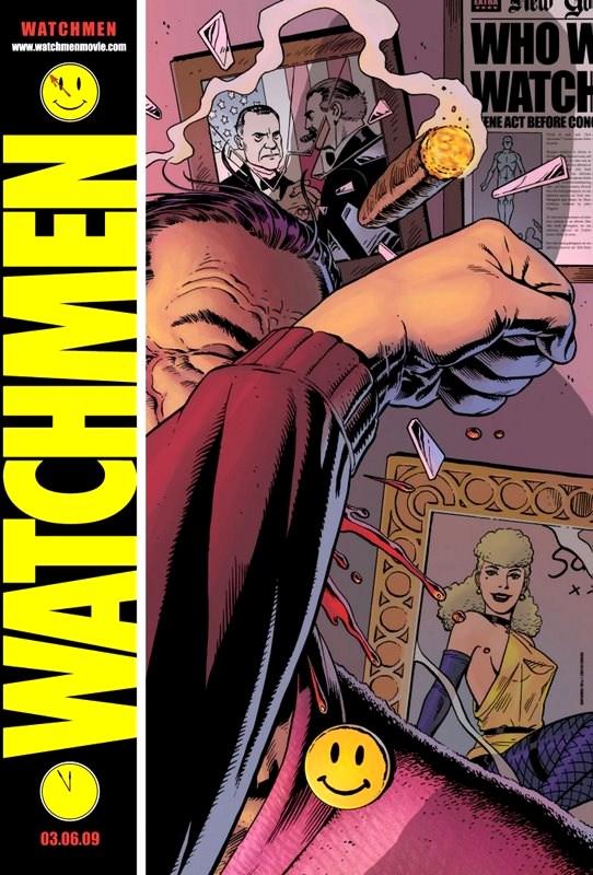 2684470247 c53ee3f144 o - Watchmen (2009)