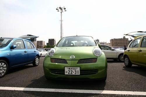 Tokyo car purchase