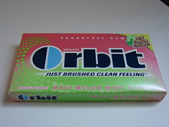 Orbit Maui Melon Mint