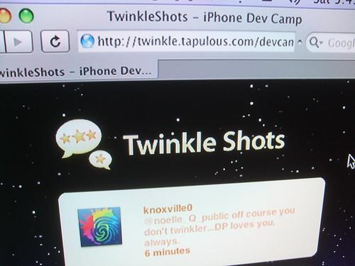 Twinkle Shots