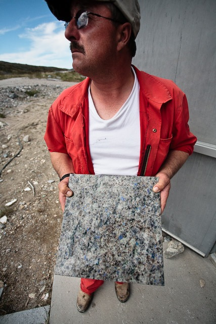 Labradorite Stone Plant in Hopedale, Nunatsiavut