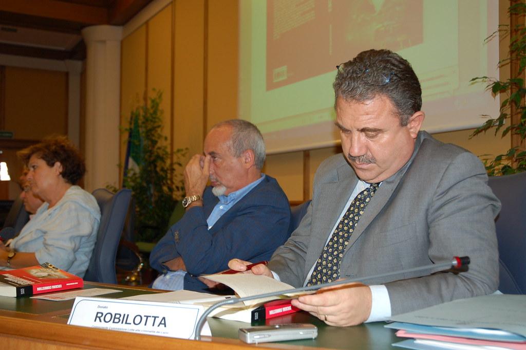 Luisa Laurelli, Mario Falconi, Donato Robilotta
