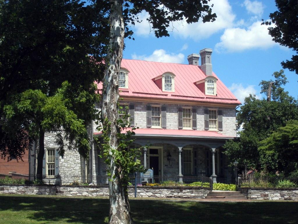John Harris Mansion - Front Street