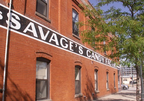 Savage's Candy Factory