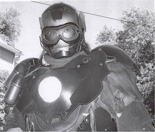 iron-man-armour-prelim-b&w- by broken toys