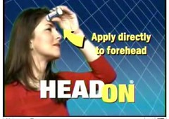 HeadOn Commercial