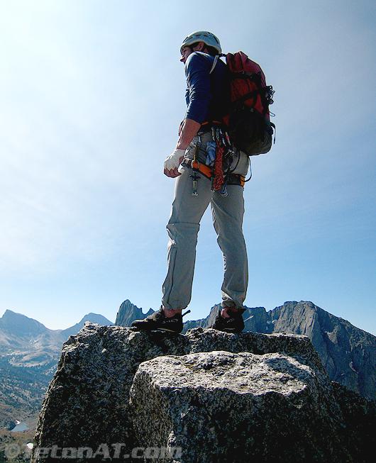 Randosteve rockclimber