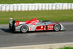 Audi R10 TDI at Mosport