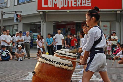 [春日部夏休み] Little Drummer Girl
