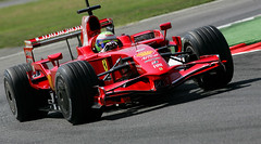 Felipe Massa Scuderia Ferrari Marlboro Test F1...