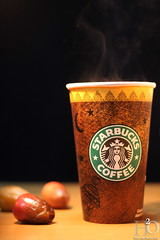 Enjoy your Ramadan with STARBUCKS ,,, (H) Tags: coffee caramel starbucks saudi p ramadan riyadh macchiato ksa tmr