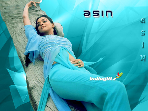 Actress Asin - wallpapers 01