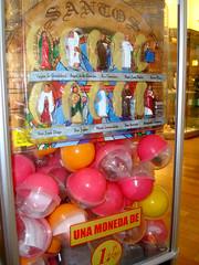 Santos a un euro (a_marga) Tags: madrid euro saints santos typo maquina rarezas errores erratas