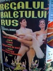 Regalul Baletului Rus (Catalin Zorzini) Tags: cretinism afise postere