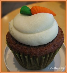 Carrot Cupcake . . .