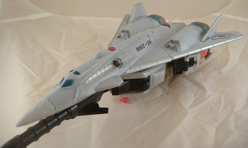 Universe Silverbolt - Jet