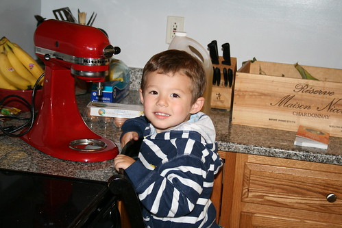 My Little Kitchen Helper