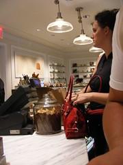 Bouchon Bakery (Pinay New Yorker) Tags: newyorkcity manhattan timewarnercenter shopsatcolumbuscircle pinaynewyorker dinnagon