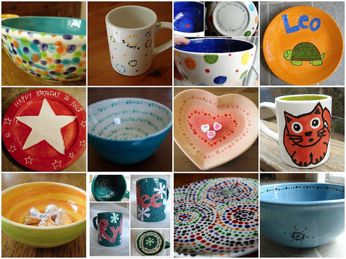 Last chance to win custom-painted pottery!