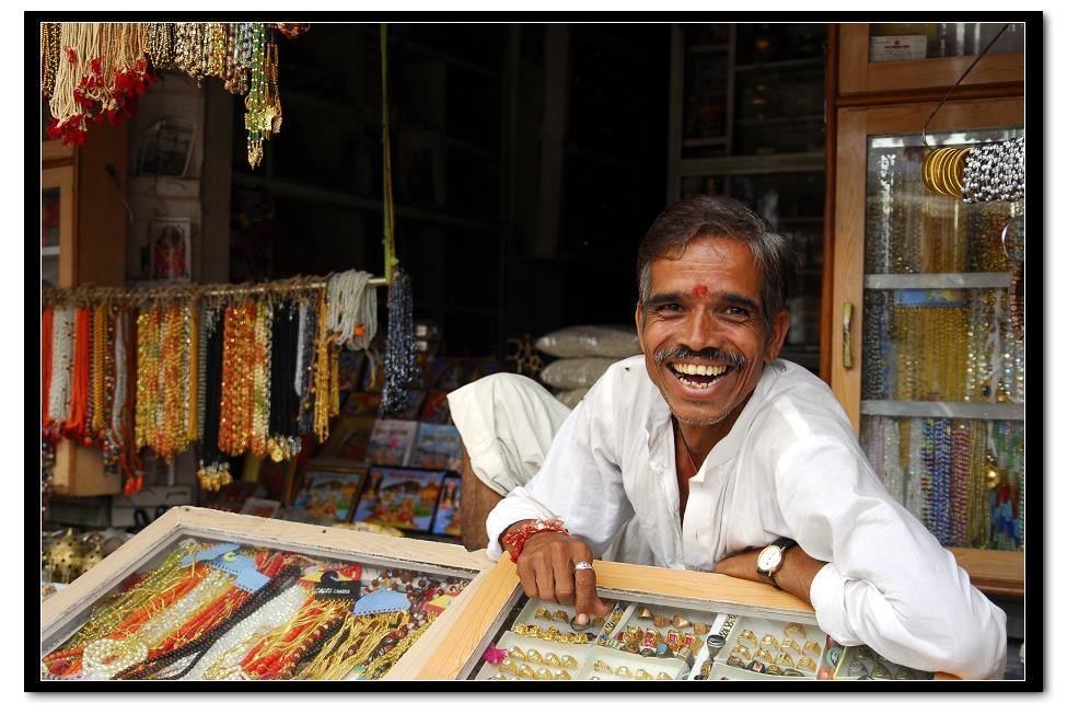 印度人文色彩