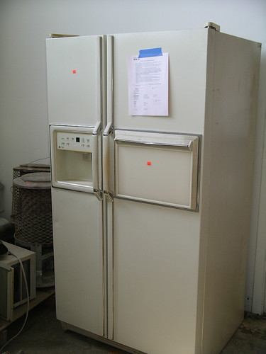 Ge Profile Refrigerator Door Ge Profile 22 Side By Side