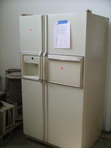 Ge Profile Refrigerator Door Ge Profile 22 Side By Side