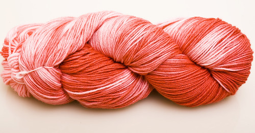 KoolAid Dyed Sock Yarn1 0908