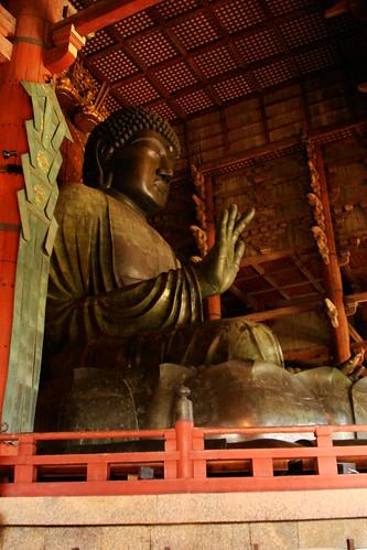 Buda al Tōdai-ji