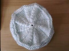amanda hat - top