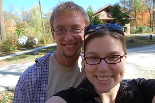 Matt and Leah