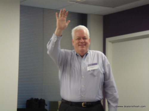 Ralph Ebersol - Cars.com Leadership Summit