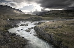 xnadals ... (asmundur) Tags: sun creek river landscape waterfall iceland stream north valley handheld jnashallgrmsson 2xp nohdr xnadalur hdrfree xnadals