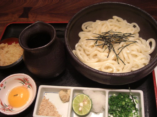 四国遍路2日目 Sanuki udon