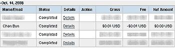 urTurn Scam - PayPal screenshot 2