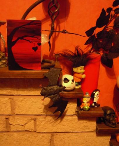 Halloween decorations - detail 2