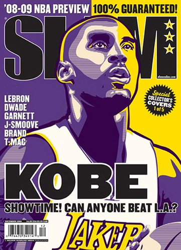 kobe slam magazine cover