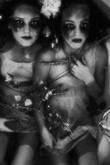 ophelia zombie series1 (jessbercovici) Tags: zombie twin infrared ophelia