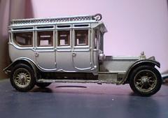 car vintage model rollsroyce silverghost