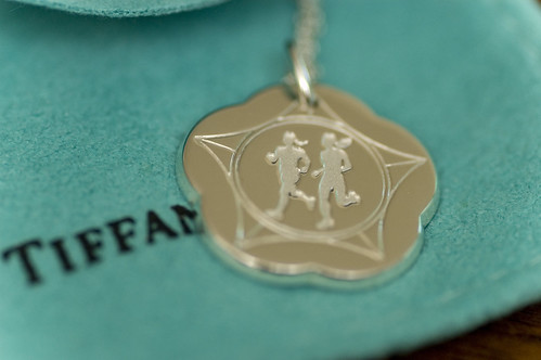 2008 Nike Women's Half Marathon Medal