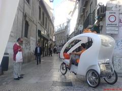 Ecomobile - Rua de Barros Queirós