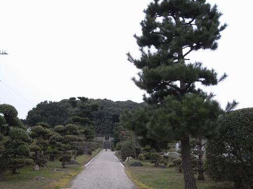 聖武天皇陵