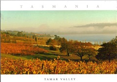 The Tamar Valley, Tasmania