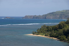 a view from Westin Princeville