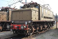 Milano - FS E626-225 (Guidotoni58) Tags: italy italia fs trenitalia ferrovia treni e656 e428 e636 e645 e626 e424 e444 milanosmistamento