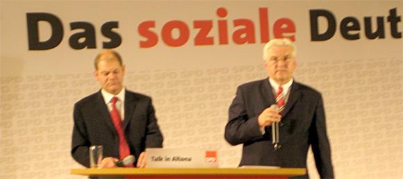 Scholz & Steinmeier