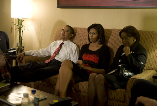 obama election night