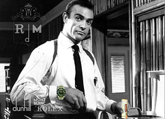 Sean Connery James Bond (yurigia) Tags: cinema celebrity james sean idol bond actor luxury seanconnery rolex montblanc connery jamesbond dunhill rdm holliwood