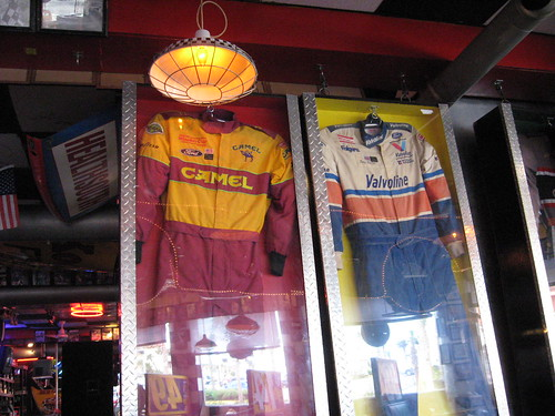 NASCAR at Cruisin Cafe and Grill