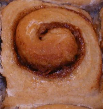 Sour Dough Cinnamon Roll: Whole Wheat for Blog