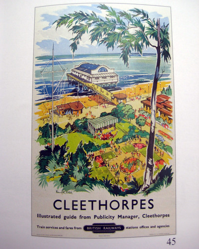 Cleethorpes - British Railway Poster - 1955
